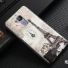 """เคส asus zenfone 3 Max 5.2"""" zc520tl TPU ลาย 3D EIFFEL"""
