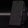 เคส asus zenfone go 5.5 zb552kl (ASUS_X007D) , asus zenfone dtac edition 5.5 เวอร์ชั่น 2 zb552kl (ASUS_X007D) ฝาพับ ฝาปิด fancy diary case สีดำ