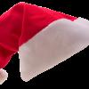 ซื้อ2แถม1 หมวกคริสมาสต์ หมวกซานต้า หมวกซานตาครอส หมวกสีแดง ของแถมอัตโนมัติ