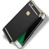 (พรีออเดอร์) เคส Vivo/V7 Plus-เคสพลาสติกขอบทอง
