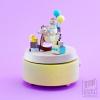 กล่องเพลง เจ้าตัวน้อย ♫ Three Blind Mice ♫ กล่องดนตรี Wooderful Life
