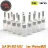 [5ML/100PCS] ขวดหมึกสักเปล่าทรงสูงสีขุ่น ขวดพลาสติก ขวดเปล่า ขวดหมึกสัก ขวดเล็ก ขนาด5มล.100 ชิ้น Empty Plastic Tattoo Ink Pigment Clear Bottle