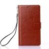 (พรีออเดอร์) เคส Lenovo/Vibe X3-Flip case หนังสีเรียบ