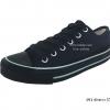[พร้อมส่ง] รองเท้าผ้าใบแฟชั่น รุ่น 191 สีดำขาว