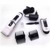 [NAVE] แบตตาเลี่ยนไร้สาย ปัตตาเลี่ยนใบมีดเซรามิค แบตเตอเลี่ยนตัดผมเด็ก แบตเตอร์เลี่ยนตัดผม Ceramic Blades Rechargeable Professional Electric Hair Clipper For Baby, Men & Women