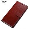 (พรีออเดอร์) เคส Xiaomi/Mi Note-Flip case หนังสีเรียบ