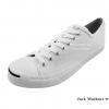 [พร้อมส่ง] รองเท้าผ้าใบแฟชั่น รุ่น Jack Mashare สีขาว