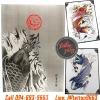 [KOI #3] หนังสือลายสักปลาคาฟ หนังสือสักลาย รูปลายสักสวยๆ รูปรอยสักสวยๆ สักลายสวยๆ ภาพสักสวยๆ แบบลายสักเท่ๆ แบบรอยสักเท่ๆ ลายสักกราฟฟิก Crayfish Tattoo Manuscripts Flash Art Design Outline Sketch Book (A4 SIZE)