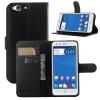 (พรีออเดอร์) เคส ZTE/Blade S6-Flip case สีเรียบ