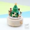 กล่องเพลงต้นคริสมาส ♫ Deck The Halls ♫ กล่องดนตรี Wooderful Life