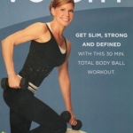 Slim Toning on a Ball with Karen Voight
