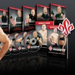 RUSHFIT 8 Week Training Series 6 DVDs