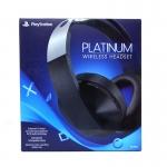 หูฟังแพลทตินั่มไร้สาย ✌ PS4-SONY Platinum Wireless 7.1 Headset (ขายดี) ราคา 5790.-
