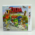 3DS (US) The Legend of Zelda: Tri Force Heroes English Version