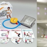 Jungdayeon's bodyball 4 Disc Box Set
