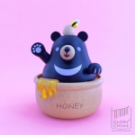 กล่องเพลง หมีน้ำผึ้ง ♫ Lover Concerto ♫ กล่องดนตรี Wooderful Life
