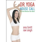 ดีวีดีออกกำลังกาย โยคะ - Yoga House Call With Ana Brett