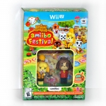 Wii U (US) Animal Crossing: amiibo Festival Bundle Zone US / English (New Arrival)