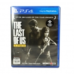 PS4 The Last of Us Remastered Zone 3 Asia / English **Best Seller Game 2015-2016)** (ขายดีมาก)