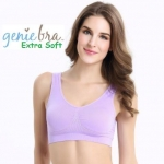 Genie bra รุ่น Extra Soft Size S, M, L, XL(LL), 2XL(3L) (คุณภาพดีสุดในท้องตลาด)