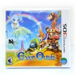 3DS™ Ever Oasis Zone US, English