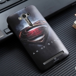 """เคส asus zenfone 2 laser 5 """" ze500kl TPU พิมพ์ลาย 3D SUPERMAN"""