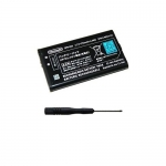 แบตเตอรี่แท้ SPR-003 สำหรับ Nintendo 3DS XL / LL (เครื่องใหญ่ us/jjp) แถมฟรี!ไขควงแฉก