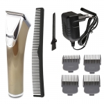 [KEMEI] แบตเตอร์เลี่ยนไร้สายสีทอง แบตตาเลี่ยนตัดผมเด็ก ปัตตาเลี่ยนทารก แบตเตอเลี่ยนเด็ก ที่ตัดผมเด็ก GOLD Baby Cut Off The Experts - Electric Hair Clipper for Babies, Men & Women