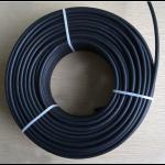 สายไฟโซล่าเซลล์ สายคู่ 2x4 mm2 Solar DC cable 2x4 mm2 Pv1-f twin