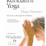 Maya Fiennes Kundalini Yoga: Wisdom & Bliss 2 DVDs