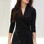 เลือกชุดเดรสสีดำอย่างไร ไห้เหมาะสมกับรูปร่างที่ไม่เหมือนกัน