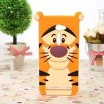 เคส asus zenfone 2 5.0 ze500cl ซิลิโคน การ์ตูน 3D Tigger Tiger
