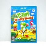 Wii U (US) Yoshi's Woolly World