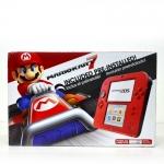 Nintendo 2DS Mario Kart7 Bundle สีแดง Zone US / English Version