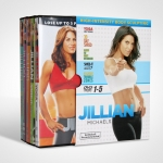 Jillian Michaels 5-Disc DVD Box Set