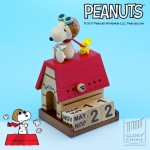 SNOOPY ปฏิทิน สนูปี้ Flying Ace - Wooderful Life