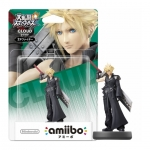 Amiibo Super Smash Bros. Series Figure: 2P Fighter (Cloud) Cloud Amiibo NVL-C-AACN ราคา 990.- ส่งฟรี