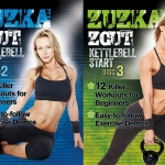 ZCUT Kettlebell Start with Zuzka Light 4 DVD Set