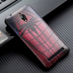 เคส asus zenfone go 5 zc500tg Asus Live TPU พิมพ์ลาย 3D SPIDER MAN
