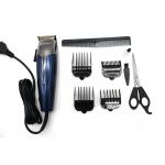 [KEMEI] ปัตตาเลี่ยนไฟฟ้า ปัตตาเลี่ยนคมมีสาย แบตเตอร์เลี่ยนตัดผมชนิดมีสาย แบตเตอเลี่ยนตัดผมชาย แบตตาเลี่ยนเด็ก อุปกรณ์ตัดผม ที่ตัดผมชาย BLUE Professional Electric Hair Clipper For Men & Women (4805)