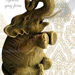 ขายปลีก-ส่ง ที่วางกำยาน-ธูป ตัวช้าง พ่นควัน สวยมาก เหมาะสำหรับลูกค้าที่ต้องการที่วางกำยานแล้วสร้างความสวยงามด้วยการปล่อยควัน