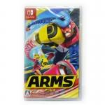 Nintendo Switch™ Arms ปก JP เปลี่ยนภาษาได้ English ราคา 1950.-