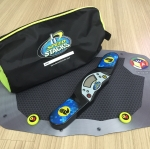 SpeedStacks StackmatPro GEN-4 Timer + Pro Mat Grey + Hand Bag