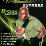 Billy Blanks - Tae Bo Express - 8 Different 10-Minute Workouts
