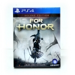 PS4™ For Honor Deluxe Edition ชุดเดอลุกซ์ ✌ Zone 3 Asia / English / ส่งฟรี (New Arrival)