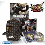 3DS (JP) Monster Hunter XX (e-capcom Limited Edition) ราคา @ 4990.-ชุดสุดท้าย !!03-08-2017