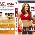 ดีวีดีโยคะ Jillian Michaels - Yoga Meltdown