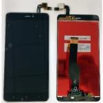 ราคาหน้าจอชุด+ทัสกรีน Xiaomi Redmi note 4X อะไหล่เปลี่ยนหน้าจอแตก ซ่อมจอเสีย สีดำ