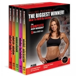 The Biggest Winner - How To WIN By Losing 5 DVDs set
