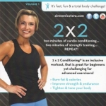 2 x 2 Conditioning Vol 1 with Aimee Nicotera